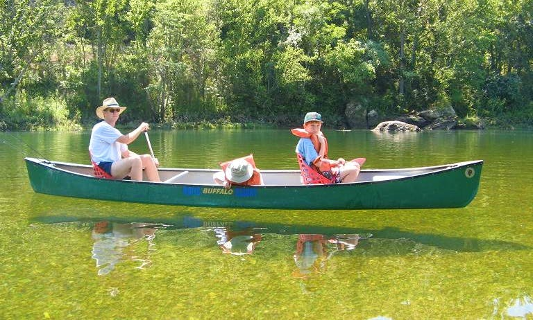 Canoe-Kayak Trips In Mountain Home