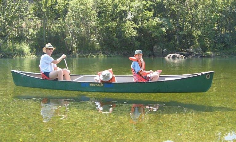 Canoe-Kayak Trips In Mountain Home