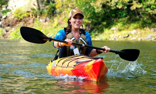 Kayak Rental In Concord