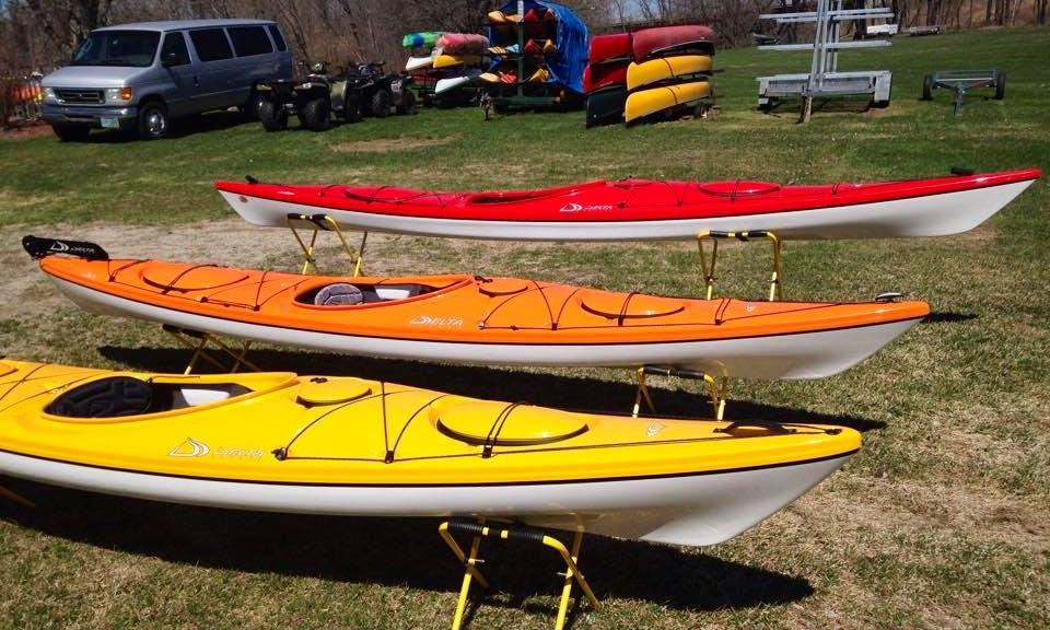 Tandem Kayak Rental In Concord