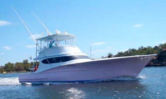 54' Sport Fisher Gillikin Yacht  In Stuart