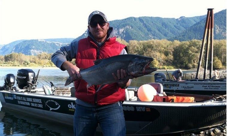 Fish It All Fishing Guide Service in Southwest Washington & Oregon