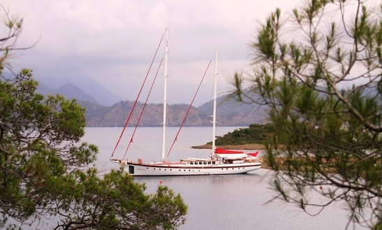 Socio Tours - Luxury Gulet 5 Cabin 38 Meter In Turkey