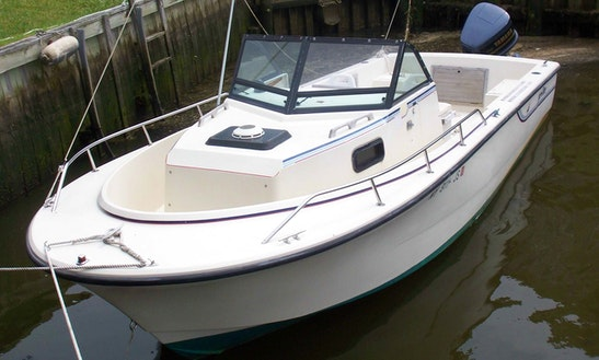 Fishing Charter In Milford