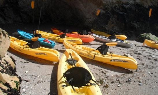 Solo Kayak Rental In Pismo Beach