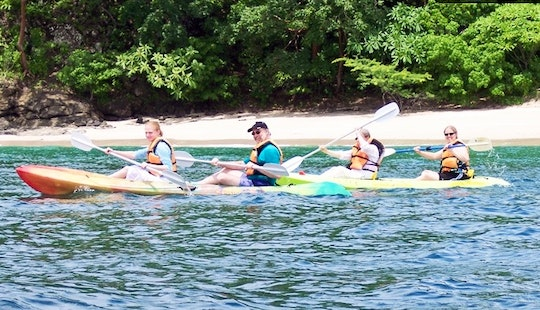 Book A 2-day / 1 Night Kayak Adventure On The Pacuare River!