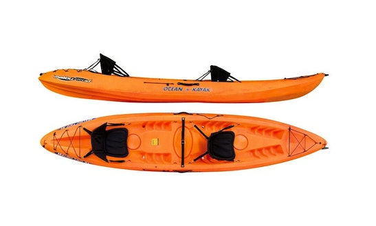 Tandem Kayak Rental In Summersville