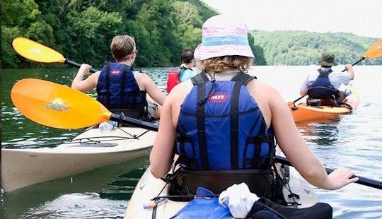 Kayak Tour In West Virginia