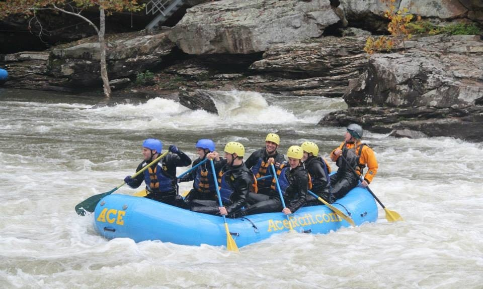 Whitewater Rafting In West Virginia