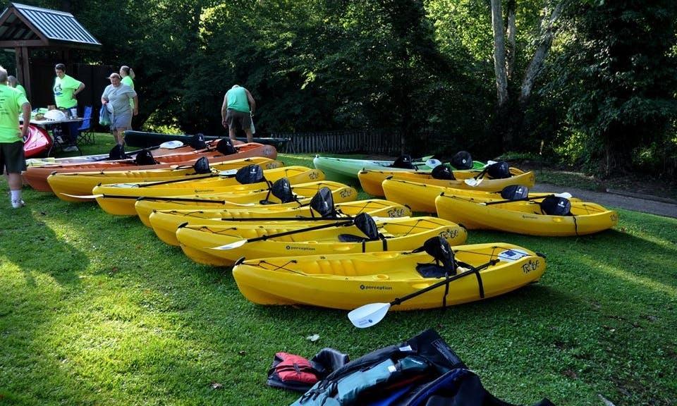 Kayak Rental In St Albans