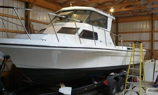 Day Fishing Cruise Charter In Oak Harbor