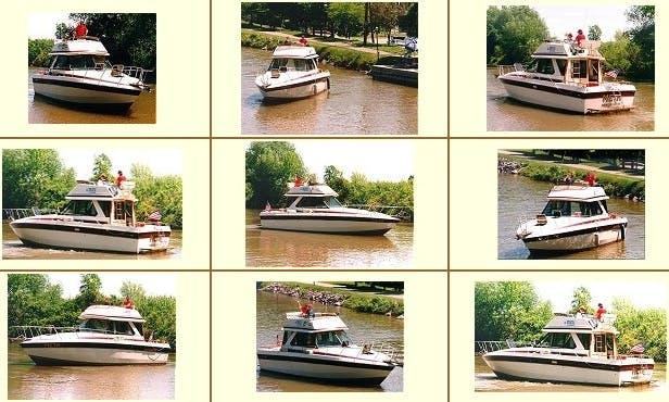 36' Sedan Pleasure Yacht In Rochester
