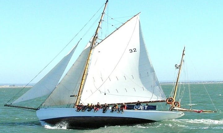 "The ""Duet"" Classic Yacht In Bradwell-on-Sea"