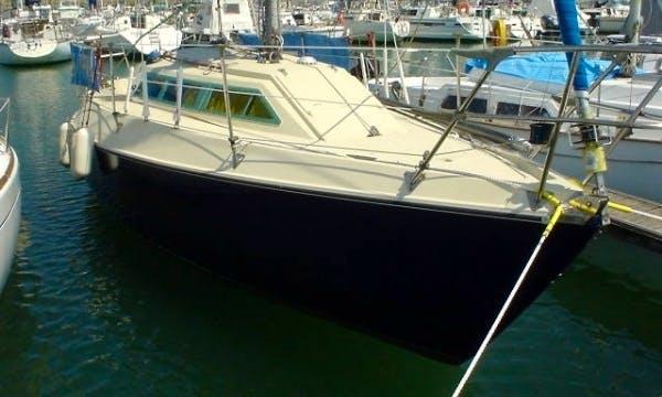 Cruising Monohull Luxurious 'Tarentelle' Charter in Haute-Normandie
