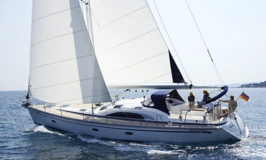 Charter Bavaria Vision 50 Yacht In Gijón, Spain