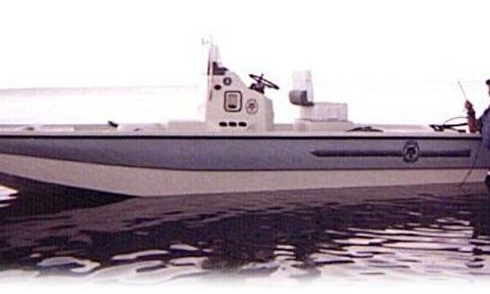 22' Jaguar Guided Fishing Boat In Matagorda