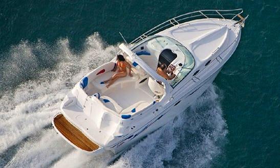 Cruise Spain On Luxury Bowrider