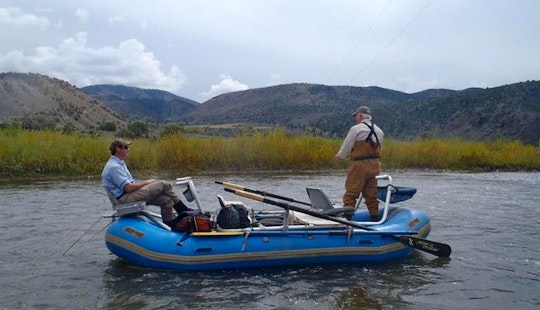 Guided Fly Fishing River Trips In Breckenridge, Colorado