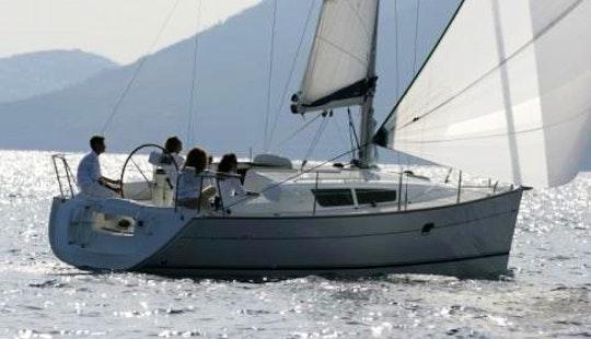 Charter The Sun Odyssey 32