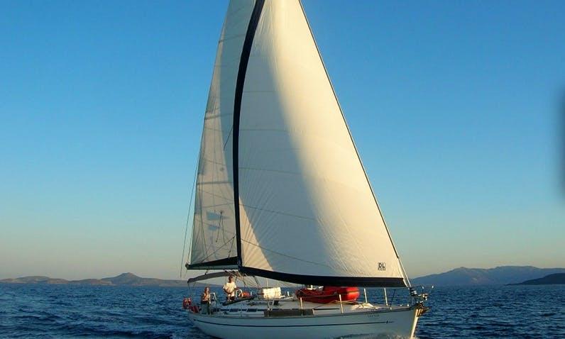 Cruising Monohull Rental in Nydri