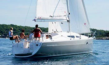 "Charter the Elan 344 Impression ""Amazone"" Sailing Charter in Betina"