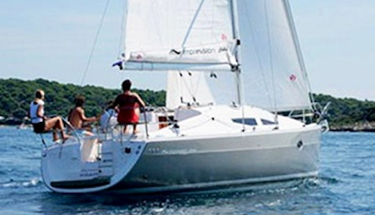 Charter The Elan 344 Impression