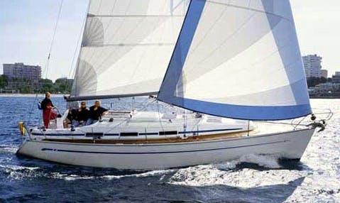 "Bavaria 36 ""Dolkar"" Sailing Charter in Betina, Croatia"