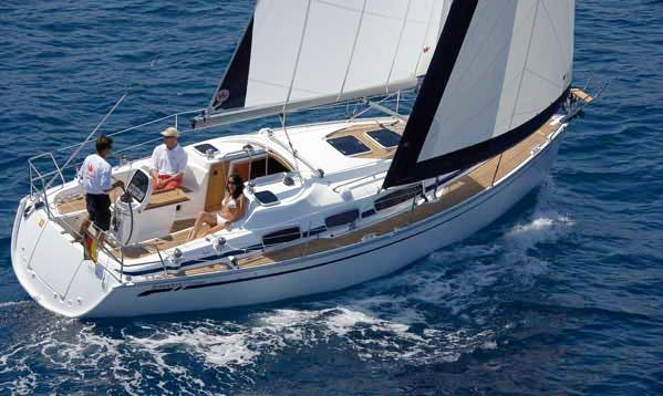 "Charter the Bavaria 38 ""Meja"" Sailing Charter in Betina, Croatia"