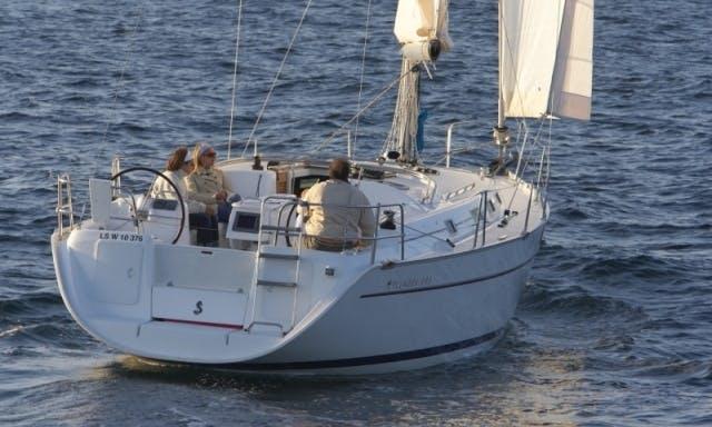 "Beneteau Cyclades 39.3 ""Helena"" Sailing Charter in Betina"