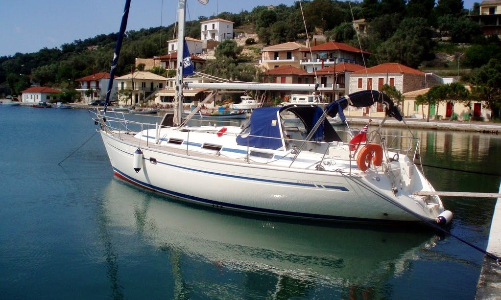 "Bavaria 37 ""Aurora"" Sailing Yacht Charter in Betina"