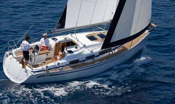 "Cruising Monohull  Bavaria 38 ""Marge"" Charter in Betina"