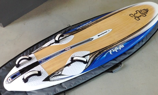 Windsurf Equipment Rental In Calp