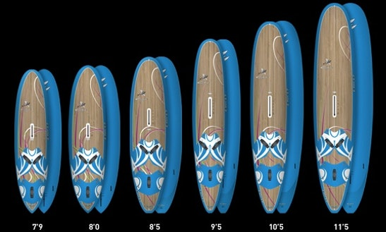 Stand Up Paddle Board Rental In Calp