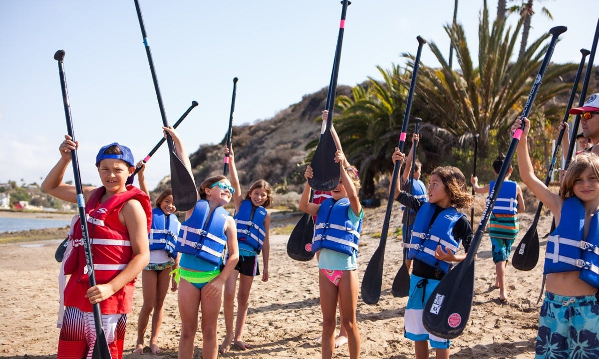 SUP Rentals & Lessons in Newport Beach, California