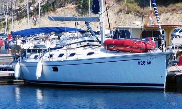 """Gib Sea 43.4 """"Corazon"""" Sailing Charter in Betina"""