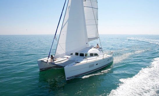 Charter This Luxury Cruiser Lagoon 380