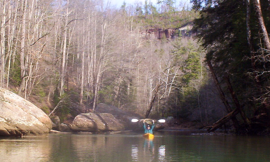 Mill Creek Lake Canoe Trips In Stanton