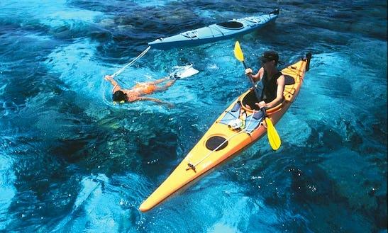 Kayak & Snorkel Rentals In San Juan