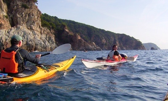 Kayak Rental In Port De Sóller
