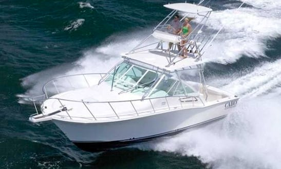 Fishing Charter On The