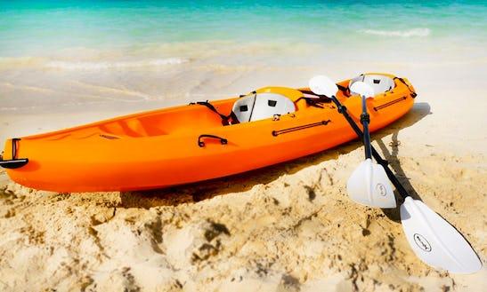 Double Kayak For Rent In Honolulu