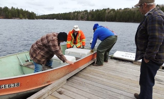 Fishing Trips On Trout Lake, Ontario