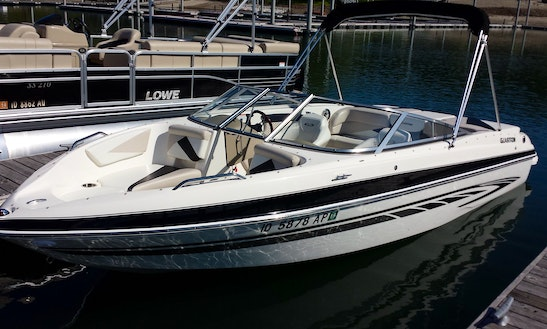 Rent A 2008 Glastron Gt205 Bowrider In Priest River, Idaho