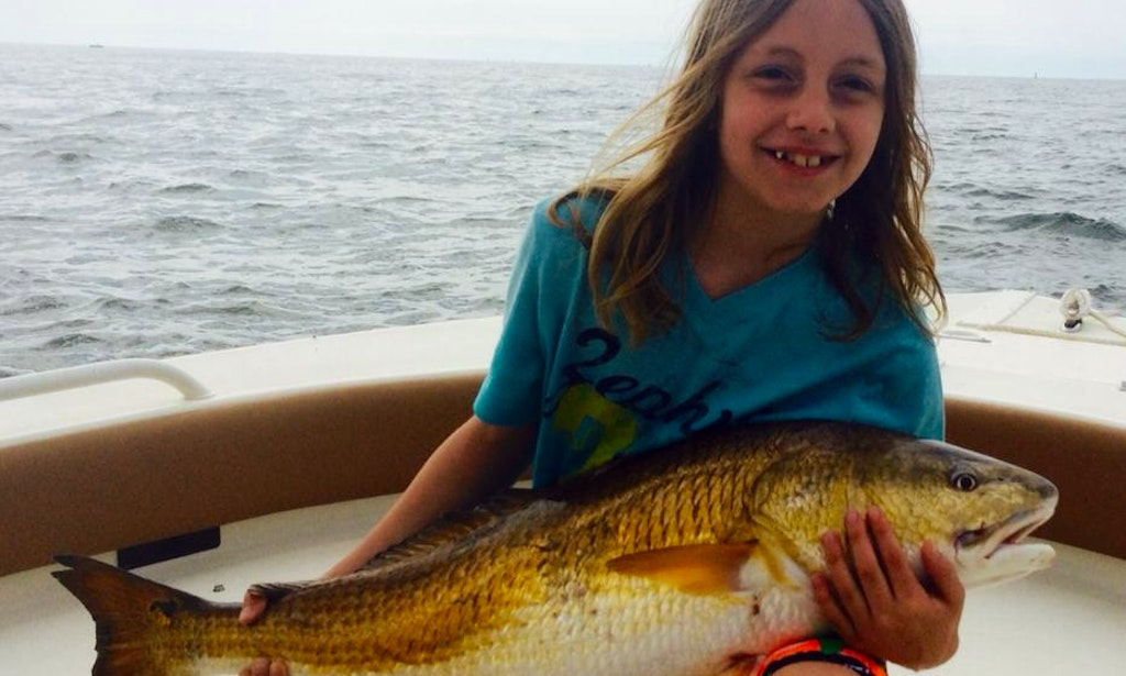 Charleston fishing charter with captain james on 25ft for South carolina fishing license