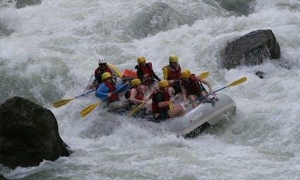 Whitewater Rafting in Turrialba, Costa Rica