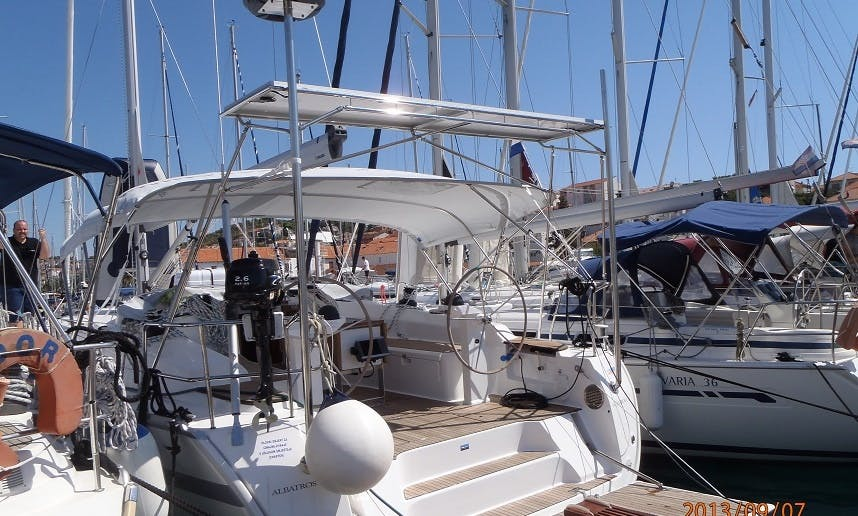 Bavaria 45 Sailing Charter in Trogir, Croatia