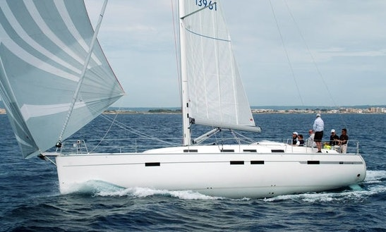 Bavaria 45 Cruiser Cruising Monohull Rental In Saint-mandrier-sur-mer, France