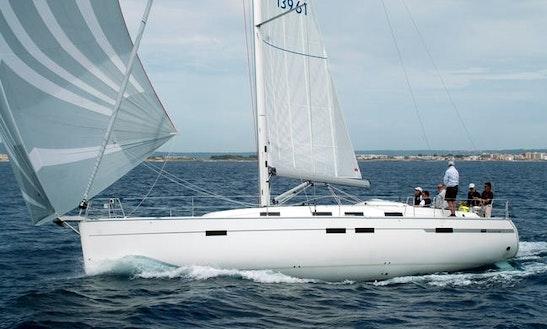 Bavaria 45 Cruiser Cruising Monohull Rental In Saint-mandrier-sur-mer, France