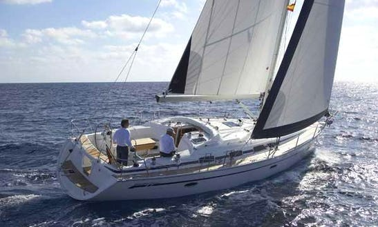 Bavaria 43 Cruiser Cruising Monohull Rental In Saint-mandrier-sur-mer, France