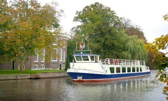 Per Person Fares On Passenger Boat In Loosdrecht